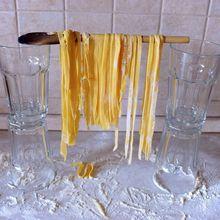 recept na domácí polévkové nudle