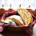 recept na cibulový chléb