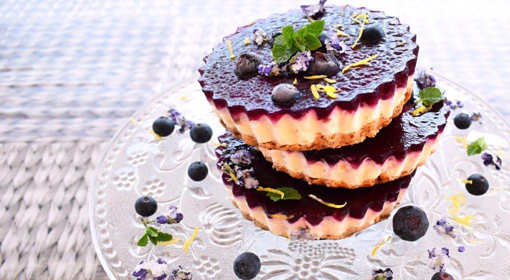 nepečený cheesecake z mascarpone