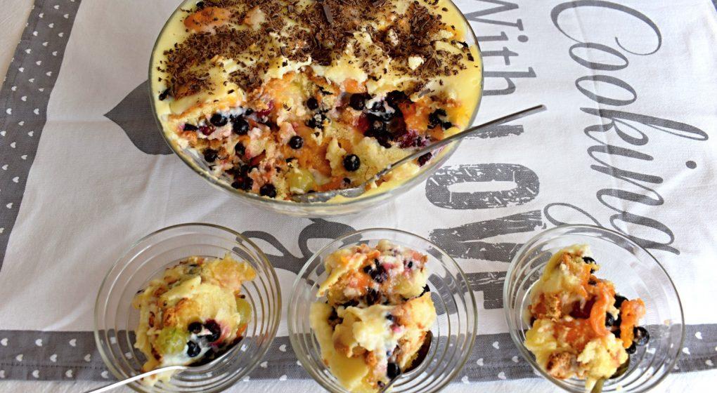 pudingové trifle
