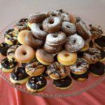 domácí mini donutky recept