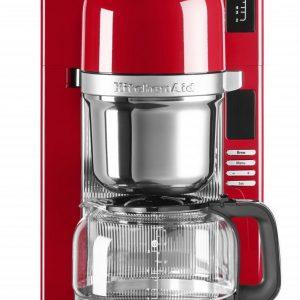 KitchenAid 5KCM0802EER - luxusní kuchyňské spotřebiče v retro stylu
