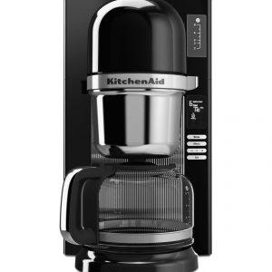 KitchenAid 5KCM0802EOB - luxusní kuchyňské spotřebiče v retro stylu
