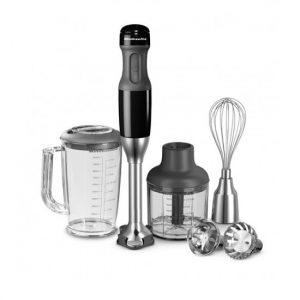 KitchenAid 5KHB2571EOB - luxusní kuchyňské spotřebiče v retro stylu
