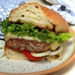 jehněčí burger recept