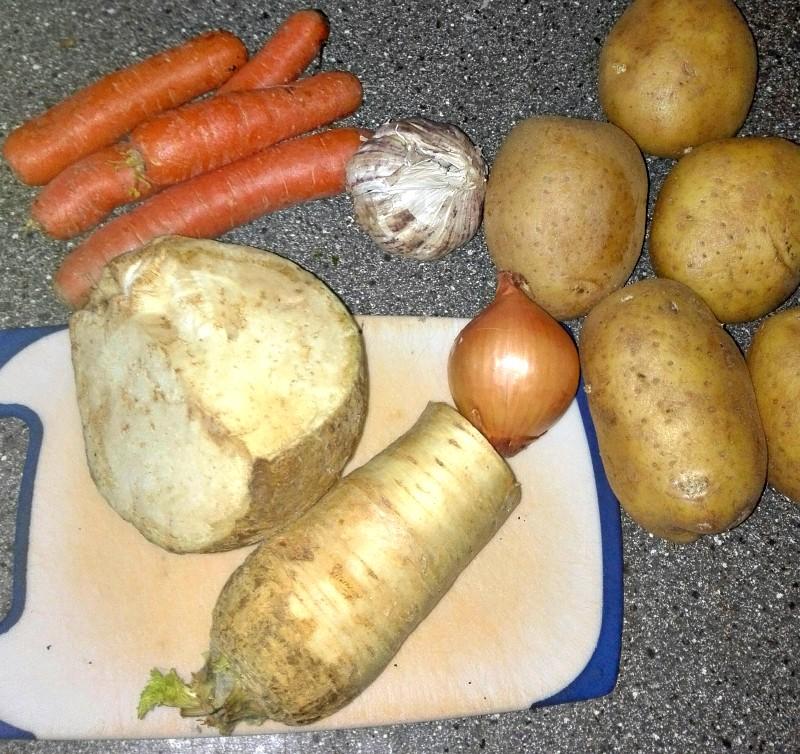 bramboračka ingredience