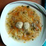 recept na hovězí polévku