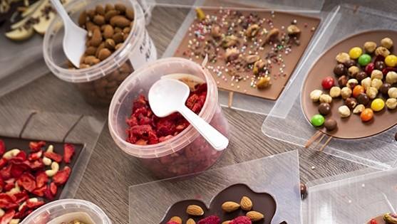 vytvořte si vlastní čokoládu