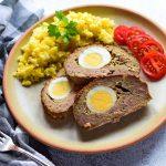 sekaná s vejcem recept
