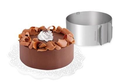 nastavitelná forma na dort