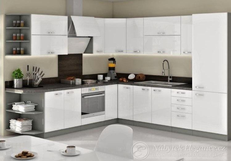 kuchyňská linka Blanka