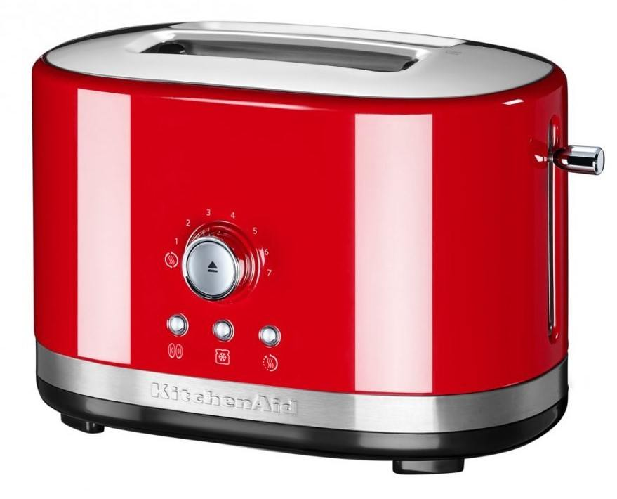 červený retro topinkovač