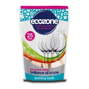 tablety do myčky ecozone 25ks