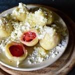 jahodové knedlíky recept