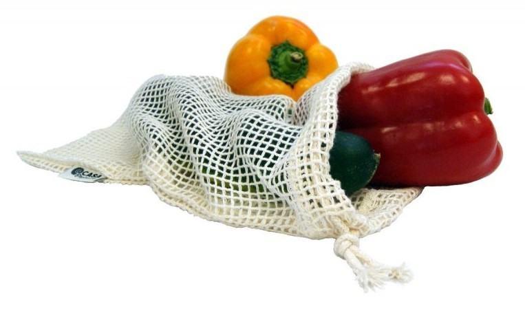 síťovaný pytlík na zeleninu