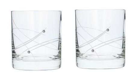 sklenice swarovski