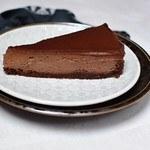 čokoládový cheesecake pečený recept