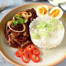 kuřecí játra s rýží, recept