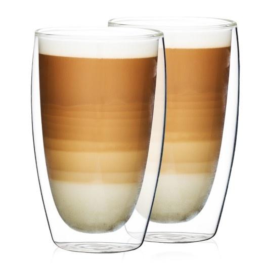 termo sklenice latté