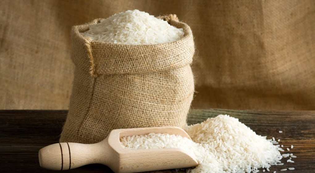bílá rýže