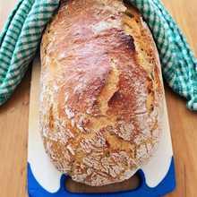 domácí bylinkový chléb recept
